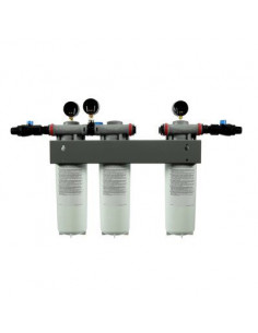 3M Dual-Flow Chloramines Reduction System