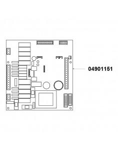 فيكتوريا أردوينو 04901151 لوحة التحكم لمكينة الإسبريسو بلاك إيقل VA388 بتقنية القياس الوزني