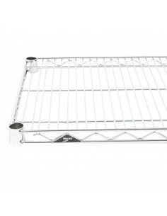Metro 2436NS Super Erecta Stainless Steel Wire Shelf