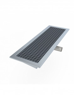 Miran Floor Grating With Side Drain