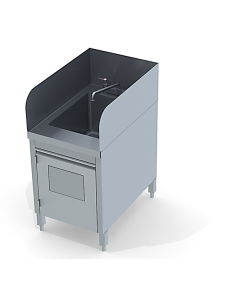 Miran Base Cabinet With Single Bowl Sink