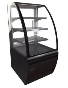 Brodan SOUDA-RDC-600-BLK Refrigerated Display Case Black Color
