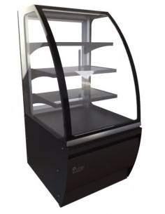 Brodan SOUDA-ADC-600-BLK Neutral Display Case Black Color