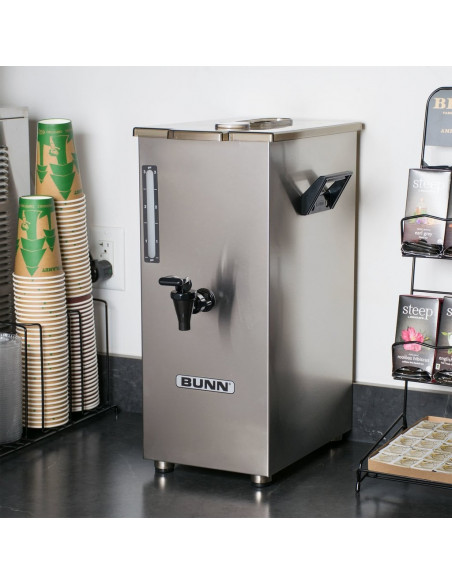 Bunn TD4T Iced Tea Dispenser with Brew-Through Lid