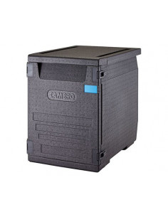 Cambro EPP4060FADJR GoBox Front Loader with Adjustable Rails