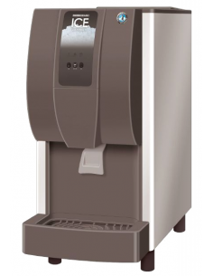 Hoshizaki DCM-120KE G60 125kg Cubelet Ice & Water Dispenser