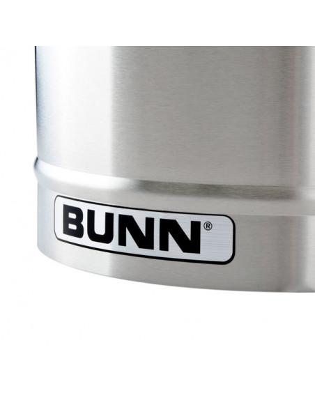 Bunn TDO-4 4-Gallon Oval Iced Tea Dispenser with Brew-Through