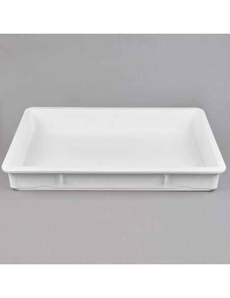 وعاء البولي بروبيلين الأبيض لتخمير عجينة البيتزا من كامبرو