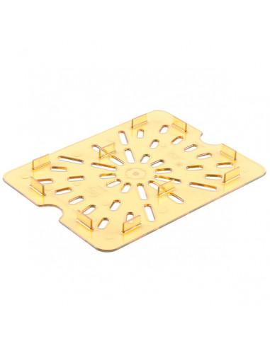 Cambro 1/2 Size High Heat Drain Tray