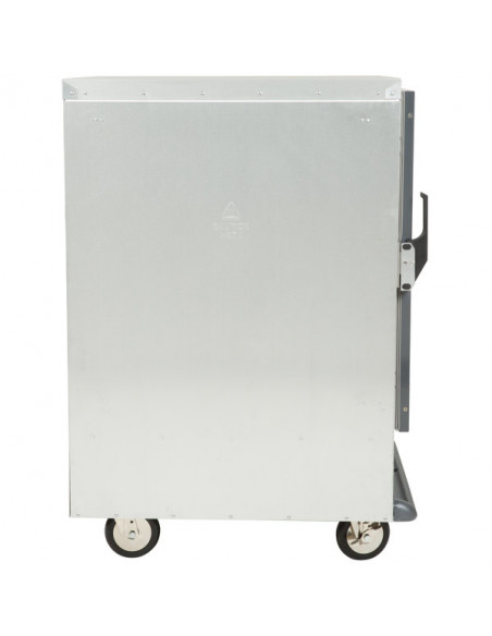 Metro Half-Size Un-insulated Holding Cabinet Clear Door