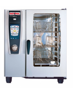 Rational SCC 101 Self Cooking Center Electric Combi Oven