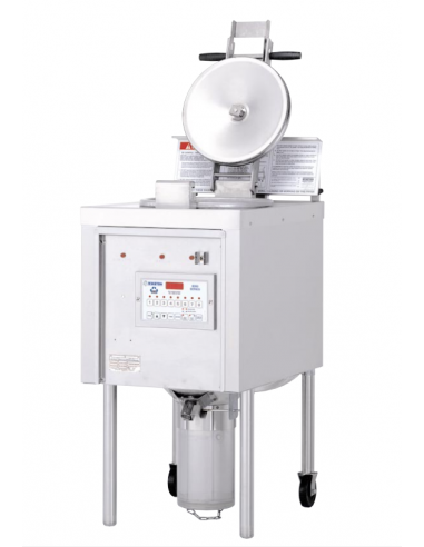 Winston PF56C Pressure and Open Fryer