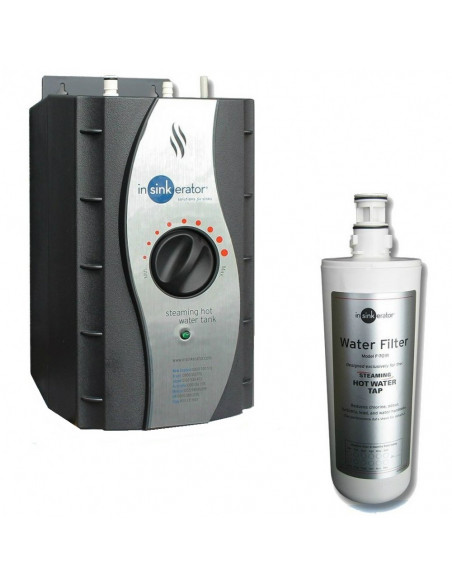 Insinkerator HWTF-1 Boiling Water Tank and Filtration System
