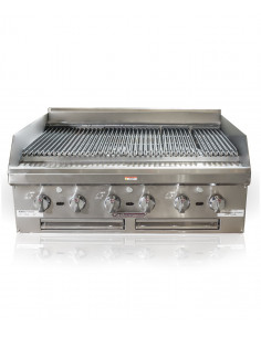 Southbend HDC-60 Countertop Gas Radiant Charbroiler 60""