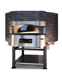 Morello Forni FGR110ST Rotary Gas Fired Pizza Oven
