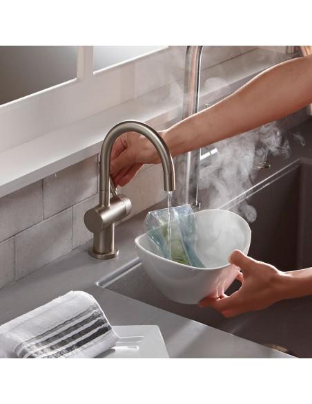 حنفية توزيع الماء الساخن بتصميم حديث (F-H3300C) من إنسينكراتور
