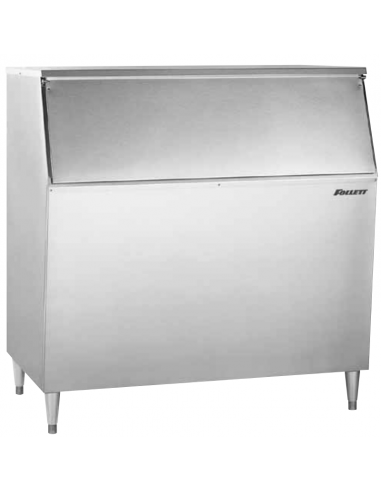 Follett E-950-48 429 kg Ice Bin