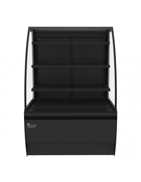 Brodan SOUDA-GNG-900-BLK Grab and Go Black Refrigerated