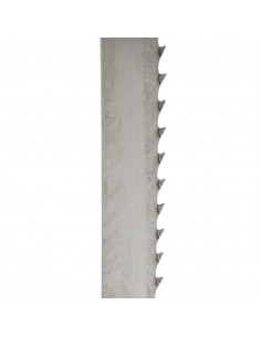 "Atlanta 13295040MRT Meat Saw Blade 2950mm 116"" for P116-3-SS"
