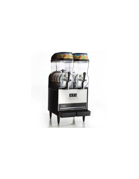 (OFS-22) آلة تحضير المشروبات المثلجة بوعاءين