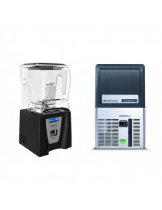 The Blendtec Scotsman Ice Machine Pack