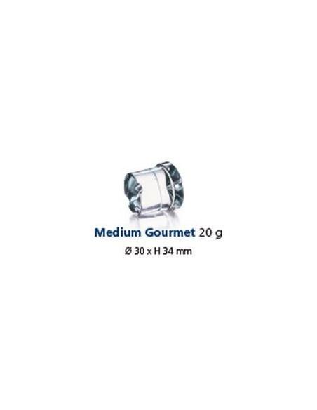 صانعة مكعبات الثلج بحاوية بسعة إنتاجية 24 كجم (ECM46 AS) من