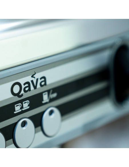 Qava Volumetric 3 Group Espresso Machine
