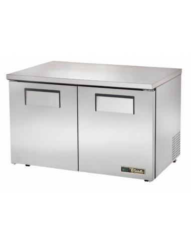 True TUC-48-LP Two Doors Undercounter Refrigerator