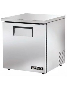 True TUC-27-LP One Door Low Profile Undercounter Refrigerator