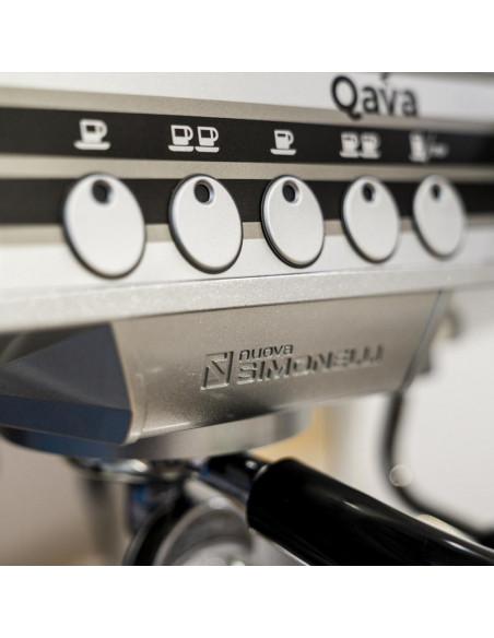 آلة الإسبريسو بمجموعة واحدة و نظام التحكم الحجمي