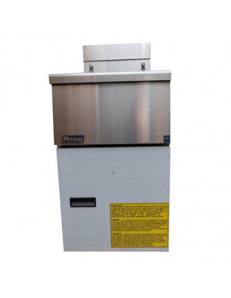 Pitco SG14S Gas Fryer