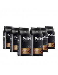 Pellini Vivace Coffee Beans, 6 x 1 kg