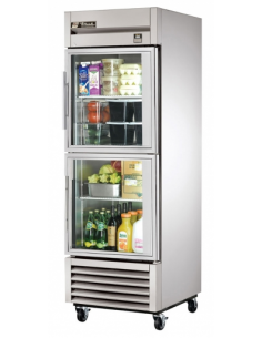 [Open Box] True T-23G One Glass Door Reach-In Refrigerator