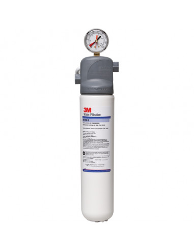 3M ICE120-S Commercial Ice Machine Water Filter System