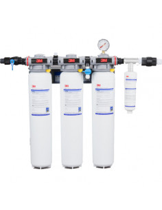 3M DP390 Dual-Port Commercial Water Filtration System
