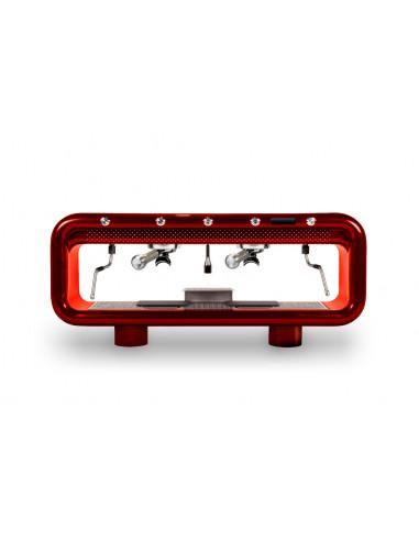 آلة الإسبريسو ويكسوس بمجموعتين ونظام القياس الوزني من أريمدي