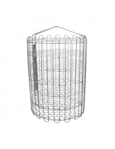 Winston PS1159 Basket Clamshell 5 shelf