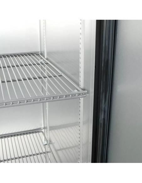 TruAir T-49 Two Doors Reach In Refrigerator