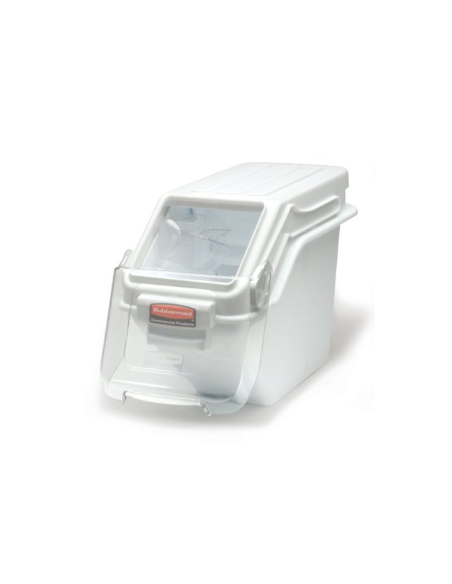 Rubbermaid FG9G5700WHT ProSave White Shelf Ingredient Storage