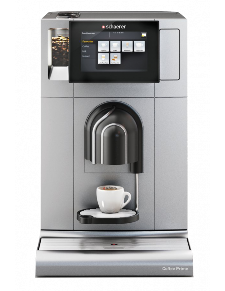 Schaerer Coffee Prime Automatic Coffee Machine