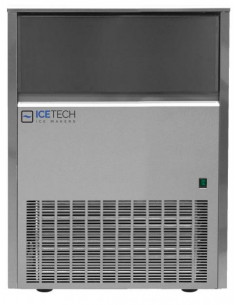 IceTech SS 60 Self Contained Ice Cube Machine 54 kg