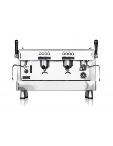 Rocket R9 2 Group Volumetric Espresso Machine