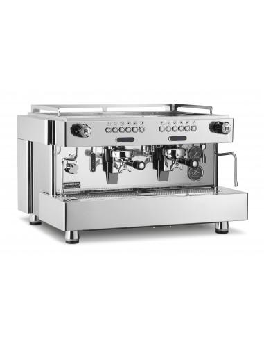 Rocket RE A Timer 2 Group Volumetric Espresso Machine