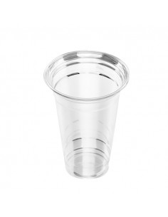 12OZ PLAIN PET CUP 1000cups/carton