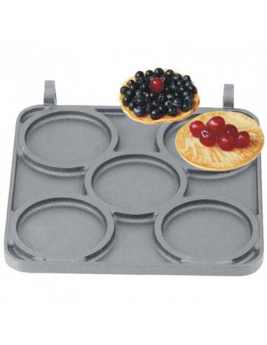 Neumarker 31-40746 Baguette Waffle Baking Plates