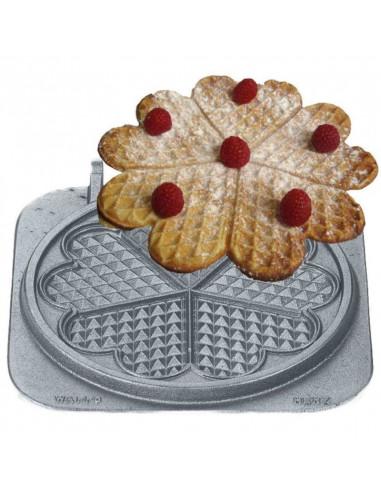 Neumarker 32-40720 Big Heart Baking Plates