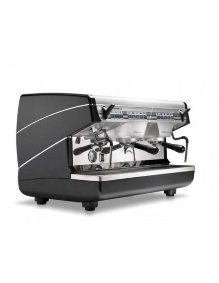 آلة الإسبريسو نوفا سيمونيلي آبيا ٢ بخاصية التحكم الحجمي وبوحدتين