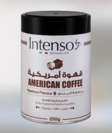Intenso American coffee Hazelnut Flavour 250g