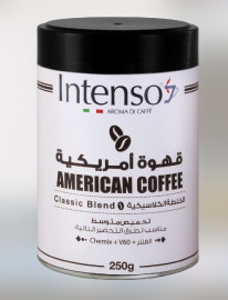 Intenso American coffee Classic  Blend 250g