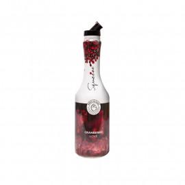 Mec3 Squeeze Cranberry Love Fruit Based Preparation for Mocktails and Drinks